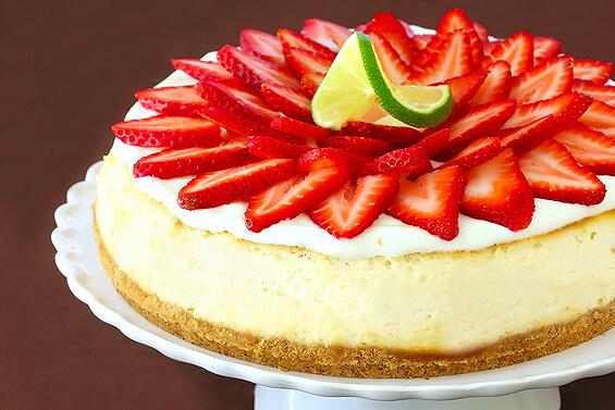 Recipes CFM New York Cheesecake