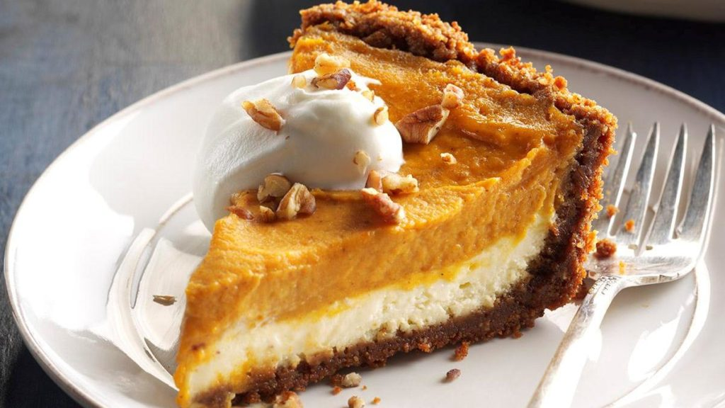 Recipes CFM Double Layer Pumpkin Cheesecake 1024x576