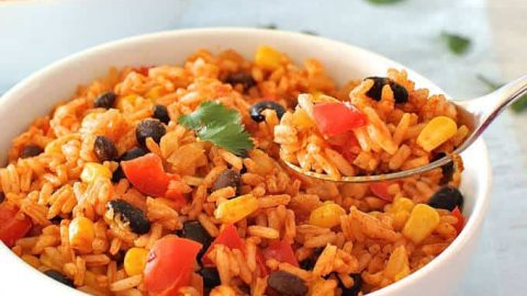 Mexican Rice II  Mexican Rice II CFM Mexican Fried Rice