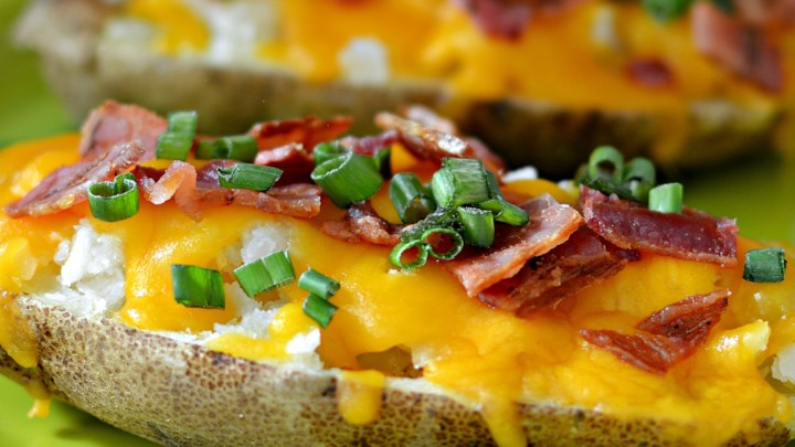 Ultimate Twice Baked Potatoes  Ultimate Twice Baked Potatoes CFM Ultimate Twice Baked Potatoes
