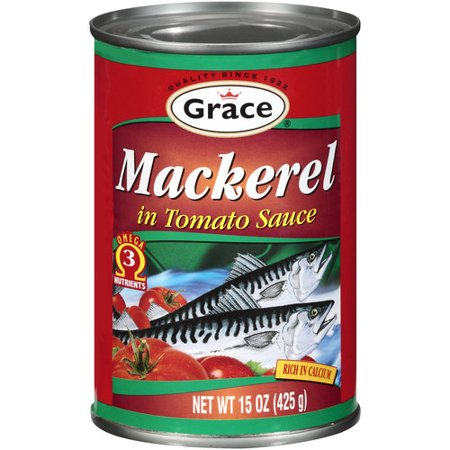 Grace Mackerel in Tomato Sauce Grace Mackerel in Tomato Sauce