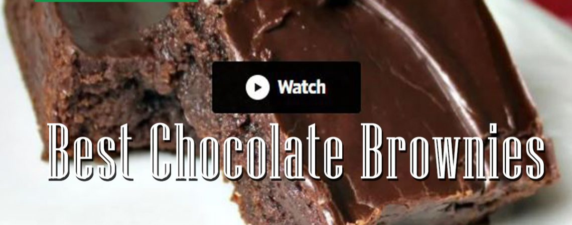 Best Chocolate Brownie  Best Chocolate Brownie City Farmers Market Online Recipe International Supermarket Chocolate Brownies Cover 1140x450